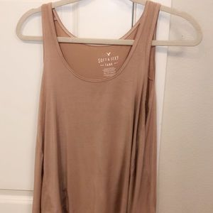 American Eagle high-low tank